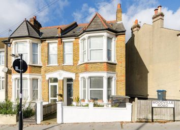Thumbnail 4 bed semi-detached house for sale in Woodville Road, Thornton Heath