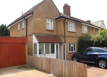 Thumbnail 4 bed end terrace house to rent in Hall Road, Chadwell Heath, Romford