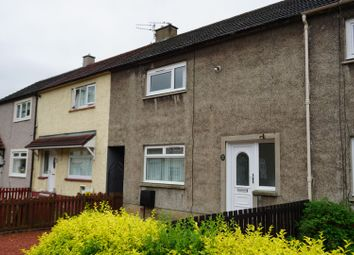 Thumbnail 3 bed terraced house for sale in Hazeldean Crescent, Wishaw