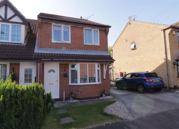 Thumbnail 3 bed end terrace house for sale in Merlin Close, Adwick-Le-Street, Doncaster