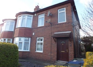 Thumbnail 3 bedroom flat to rent in Two Ball Lonnen, Fenham, Newcastle Upon Tyne