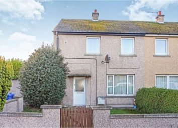 Thumbnail 2 bed end terrace house for sale in Spynie Place, Lossiemouth