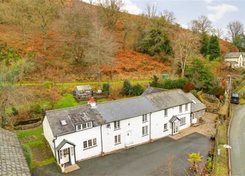 Thumbnail 4 bed detached house for sale in Pen-Y-Garnedd, Llanrhaeadr Ym Mochnant, Oswestry