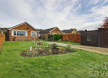 Thumbnail 3 bed detached bungalow for sale in Ridgedale Road, Bolsover, Chesterfield, Derbyshire