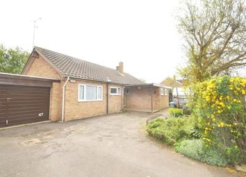 Thumbnail 5 bed bungalow for sale in Roberts Road, Wellingborough, Northamptonshire