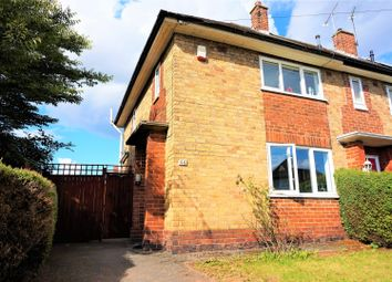 Thumbnail 2 bed end terrace house for sale in Bangor Street, Derby