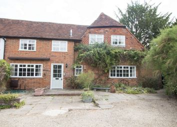 Thumbnail 2 bed cottage to rent in High Street, Odiham, Hook