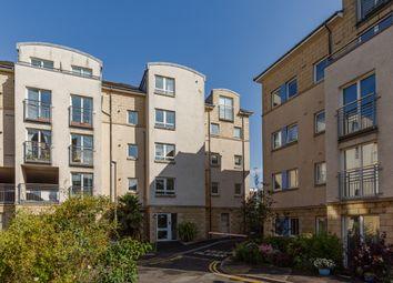 Thumbnail 2 bed flat for sale in Crewe Road North, Crewe, Edinburgh