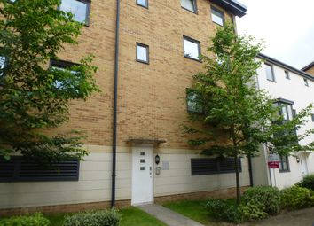 Thumbnail 2 bed flat for sale in Tuke Walk, 4 Betony House, Swindon