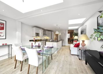 Thumbnail 4 bed terraced house for sale in Tasso Road, West Kensington, Barons Court, London
