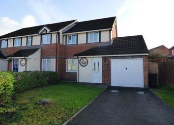 Thumbnail 3 bed end terrace house to rent in Oatfield, Quedgeley, Gloucester