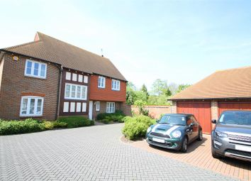 Thumbnail 4 bed detached house for sale in Spring Head Close, Kemsing, Sevenoaks