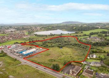 Thumbnail Land for sale in Cornagrade Road, Enniskillen, County Fermanagh