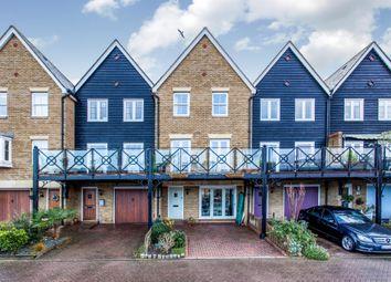 Thumbnail 3 bed terraced house for sale in Provender Walk, Belvedere Road, Faversham