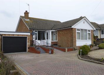Thumbnail 3 bed detached bungalow for sale in Grange Avenue, Hastings, East Sussex