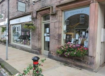 Thumbnail Retail premises to let in 29 High Street, Wooler, Northumberland