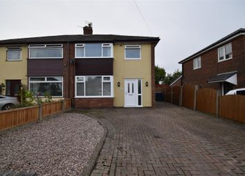 Thumbnail 3 bed property for sale in Camwood Drive, Lostock Hall, Preston