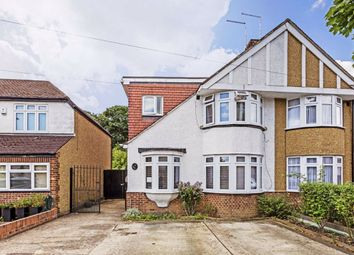 Thumbnail 4 bed semi-detached house to rent in Ellerman Avenue, Whitton, Twickenham