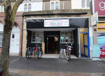 Thumbnail Commercial property to let in Oxford St, Weston-Super-Mare, North Somerset