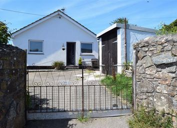 Thumbnail 2 bed detached bungalow for sale in Chapel Terrace, Carharrack, Redruth