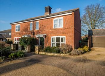 Thumbnail 2 bed semi-detached house for sale in Girton, Cambridge, Cambridgeshire