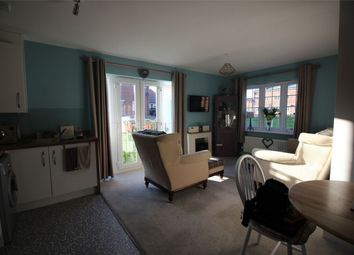 Thumbnail 2 bed flat for sale in Harvard Court, Goodwill Road, Ollerton, Newark, Nottinghamshire