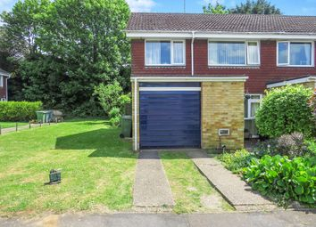 3 bed end terrace house for sale in Dovedales, Sprowston, Norwich NR6