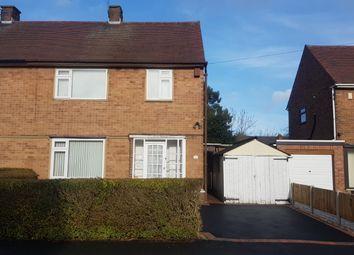 3 bed semi-detached house to rent in Thorndike Avenue, Alvaston, Derby DE24