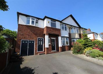 Thumbnail 4 bed semi-detached house for sale in Yewlands Drive, Fulwood, Preston