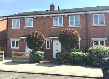 Thumbnail 3 bed terraced house for sale in Knowle Avenue, Knowle, Fareham