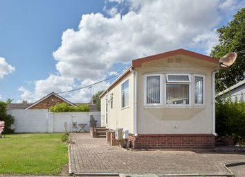 Thumbnail 1 bed mobile/park home for sale in Templeton Park, Bakers Lane