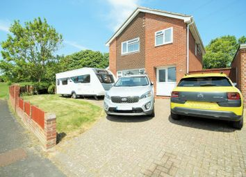 Thumbnail 4 bed detached house for sale in Leckford Close, Fareham