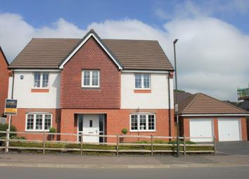 5 bed detached house for sale in Richardson Way, Langley Country Park, Derby DE22