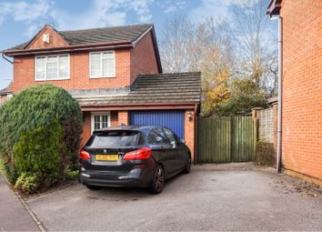 Thumbnail 3 bed detached house for sale in Mallards Reach, Marshfield, Cardiff