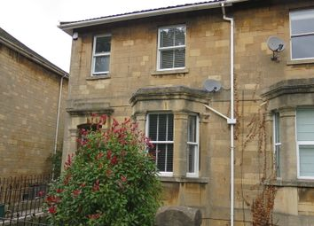 Thumbnail 2 bed maisonette to rent in Lower Oldfield Park, Bath