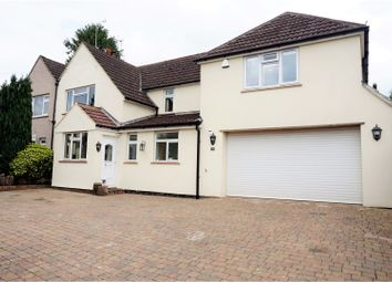 Thumbnail 5 bed semi-detached house for sale in Manor Road, Sevenoaks