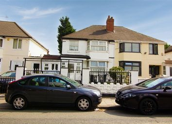 Thumbnail 3 bed semi-detached house for sale in Booth Street, Birmingham, West Midlands