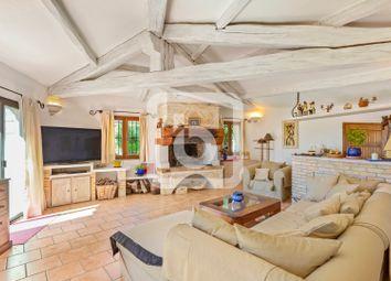 Thumbnail 5 bed property for sale in Roquefort Les Pins, Provence-Alpes-Cote D'azur, 06330, France