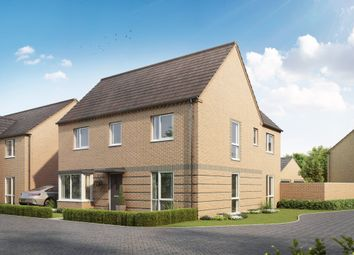 "Thumbnail 4 bed detached house for sale in ""Avondale"" at Pedersen Way, Northstowe, Cambridge"