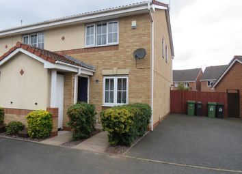 Thumbnail 2 bedroom end terrace house for sale in The Lukes, Dudley