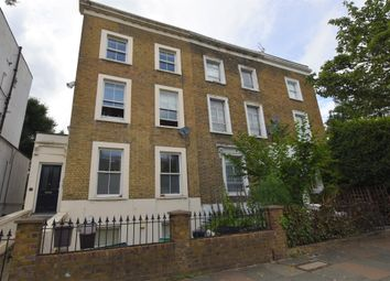 Thumbnail 4 bed duplex to rent in Southgate Road, London