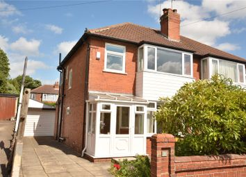 Thumbnail 3 bedroom semi-detached house for sale in Highthorne Drive, Shadwell, Leeds, West Yorkshire