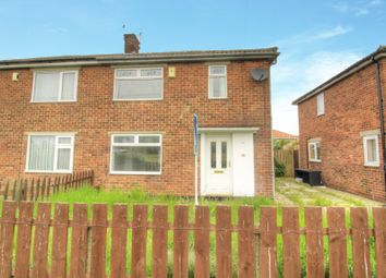 Thumbnail 2 bed semi-detached house for sale in Ullswater Close, Grangetown, Middlesbrough