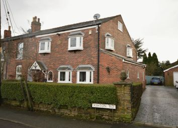 Thumbnail 3 bed cottage for sale in Ashton Road, Failsworth, Manchester