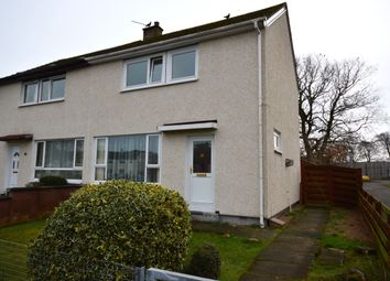 Thumbnail 3 bed semi-detached house for sale in Beechwood Road, Inverness