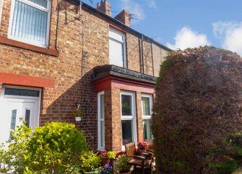 Marlborough Terrace, Scotland Gate, Choppington NE62. 3 bed terraced house