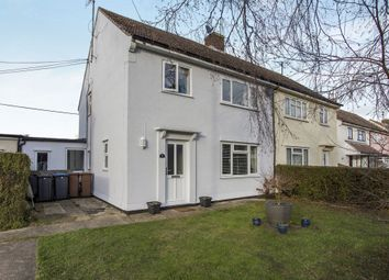 Thumbnail 3 bed semi-detached house for sale in Barton Road, Woodbridge