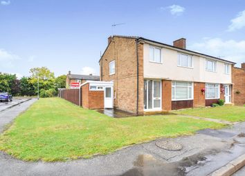 Thumbnail Semi-detached house for sale in Millers Park, Wellingborough