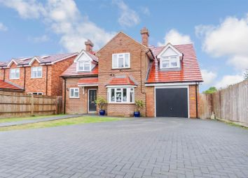 Thumbnail 4 bed detached house for sale in Biggleswade Road, Dunton, Biggleswade