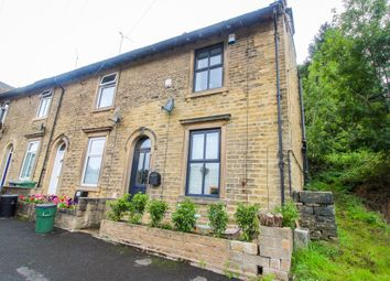 Thumbnail 2 bed end terrace house for sale in Hightown Lane, Holmfirth